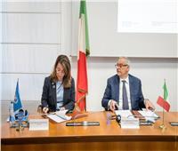 والي توقع مذكرة تعاون الأمم المتحدة مع إيطاليا في مجال مكافحة الجريمة