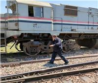 السكة الحديد تعلن إحالة سائق قطار نجع حمادي للتحقيق وإيقافه عن العمل