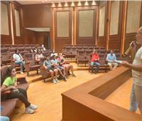 متحف شرم الشيخ يبدأ فعاليات الأنشطة الصيفية لعام 2021