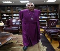 الكنيسة الأسقفية تكرم راعي خدمة الأجانب قبل عودته إلى بلاده
