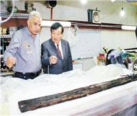 د. عيسى زيدان: مركب الملك خوفو أكبر وأقدم أثر عضوي موجود على الأرض