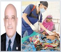 قافلة جامعة أسوان الطبية لتنزانيا تعود لمصر غدا
