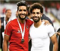 محمد صلاح يدعم صالح جمعة بعد الإصابةفي «وتر أكيلس»