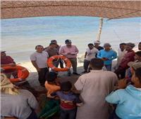 الزراعة تنظم ندوة عن السلامة البحرية والمخزون السمكي ببحيرة البردويل