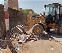 «المحافظ» يوجه باستمرار متابعة جهود منظومة النظافة بمراكز أسيوط
