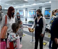 مطار الغردقة ومرسى علم يحصلان على شهادة الاعتماد الصحي للسفر الآمن