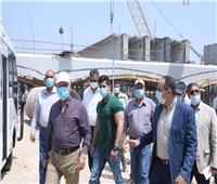 وزير النقل يتابع تنفيذ مشروع قطار «العين السخنة -العلمين الجديدة - مرسى مطروح»