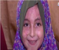 بعد أمر الرئيس بعلاجها.. الطفلة بيان أول العابرين من رفح غدا | فيديو