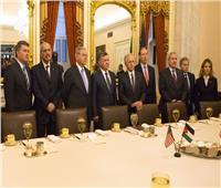 قادة عرب في واشنطن.. أمريكا تعيد صياغة سياساتها في المنطقة