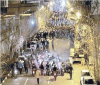 احتجاجات نقص المياه تفاقم مشاكل إيران