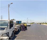 محافظ قنا يوجه بإنارة «طريق الموت» بعد تكرار الحوادث
