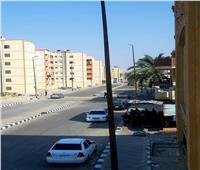 بدء العمل بمشروع تطوير المحاور بمدينة العريش