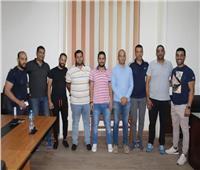نادي المنيا يعلن تشكيل قطاع كرة اليد للموسم الجديد