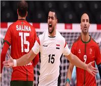بث مباشر.. «قبضة مصر» تواجه «يد البحرين» في أولمبياد طوكيو