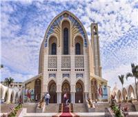 «الأرثوذكسية» تُحيي تذكار تكريس كنيسة الشهيد أبى سيفين