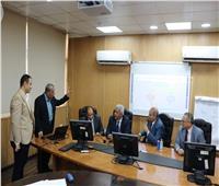 رئيس جامعة الأزهر يتابع استعدادت كلية الطب للحصول على شهادة تجديد الاعتماد