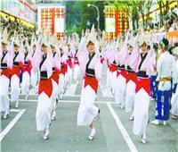 مهرجان «بون».. احتفال ياباني لعودة الأرواح