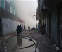محافظ القاهرة: السيطرة على حريقعزبة خيرالله دون خسائر في الأرواح