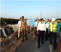 رئيس الوزراء يتفقد مشروعات «حياة كريمة» بقرية دراجيل بمركز الشهداء