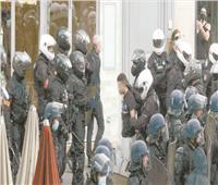 مظاهرات حاشدة في فرنسا وإيطاليا بسبب بطاقات تطعيم كورونا