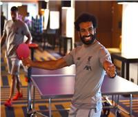 كلوب: سأراهن بأموالي على محمد صلاح في «تنس الطاولة»