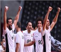«الأولمبية»: منتخب اليد شرَف البعثة المصرية في طوكيو