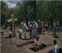 المكسيك تسجل 128 وفاة و6740 إصابة جديدة بفيروس كورونا