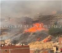 أسباب حريق إسطبل عنتر في مصر القديمة.. «مجهول أشعل النيران في القمامة»