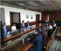 وزير الري يبحث التعاون مع هولندا في تأهيل الترع وإدارة المناطق الساحلية