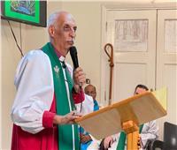 رئيس الأسقفية من قداس أكتوبر: بدون المسيح لا نثمر فى الخدمة