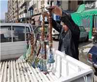تغريم 9 آلاف شخص بدون كمامات ومصادرة 1361 «شيشة»