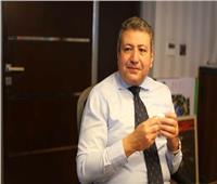 طارق شكرى: يجب التصدي لحملات تشويه القطاع العقاري ومعاقبة المبتزين