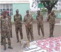 السودان.. ضبط أسلحة وذخائر على الحدود مع إثيوبيا كانت في طريقها إلى الخرطوم