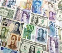 انخفاض جماعي في أسعار العملات الأجنبية بختام تعاملات اليوم 2 أغسطس