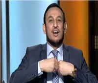 رمضان عبد المعز: القلب إذا اطمأن استراح الجسد كله