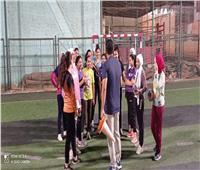بدء إعداد ناشئات «يد المنيا 2006» للمشاركة في بطولة الاتحاد المصري
