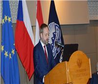 وزير الخارجية التشيكي: مصر لديها أجمل الشواطئ السياحية في العالم