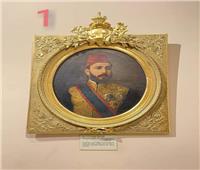 لوحة زيتية للخديوي توفيق.. قطع نادرة من مقتنيات متحف المركبات الملكية
