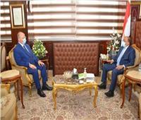محافظ القاهرة: التعاون بين القطاعين الحكومي والخاص للارتقاء بمنظومة النظافة