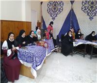 قومي المرأة بأسيوط ينظم دورة للتعريف بأهمية المشروعات الصغيرة
