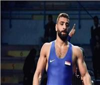 طوكيو 2020| محمد متولي يتأهل لنصف نهائي المصارعة الرومانية