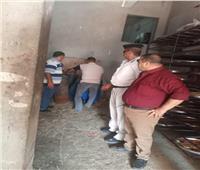 ضبط مصنع حلوى بدون ترخيص وحملات للتأكد من اشتراطات الأمان بالقليوبية