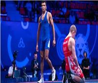 أولمبياد طوكيو| «كيشو» يخسر أمام بطل أوكرانيا بنصف نهائي منافسات المصارعة