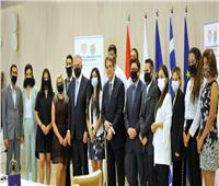 الرئيس القبرصي : علاقاتنا مع مصر واليونان ضاربة في عمق التاريخ