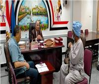 «تعليم أسوان» تشكل لجنة للبت في شكوى عدم افتتاح مدرسة العباسية الثانوية