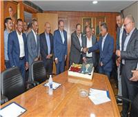 «أخبار اليوم» تحتفل بعيد ميلاد المطور العقاري الدكتور أحمد شلبي