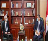 وزير السياحة يستقبل سفير اليابان بالقاهرة لمناقشة سبل التعاون بين البلدين