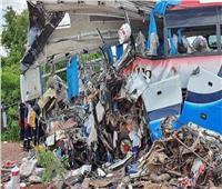 مصرع 37 شخصًا على الأقل خلال حادث سير جنوب مالي