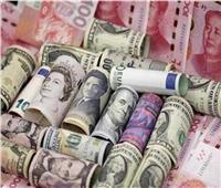 أسعار العملات الأجنبية في البنوك اليوم.. واليورو ينخفض لـ 18.53 جنيه