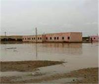 أمطار غزيرة بمحليتي عطبرة وبربر في السودان